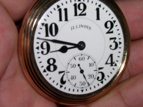 1013: 21J Illinois Bunn Special, Elinvar, 60Hr. #161A,