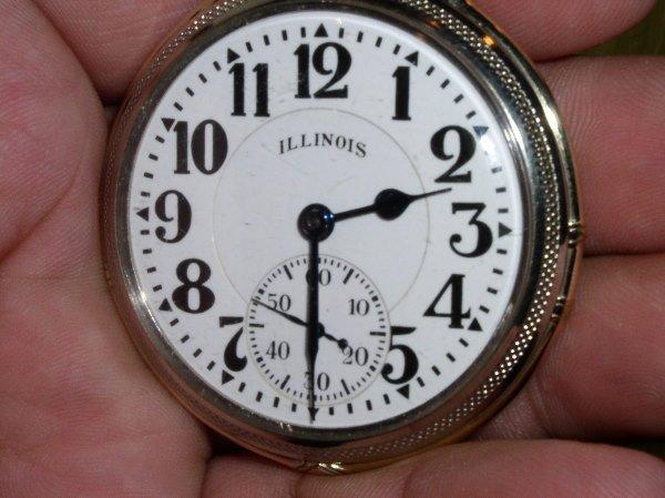1015: 21J Illinois Bunn Special Elivar #161A, 60 Hr., #