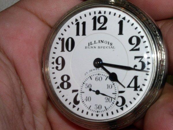 1019: 23J Illinois Bunn Special, 60Hr., Size 16, type 3