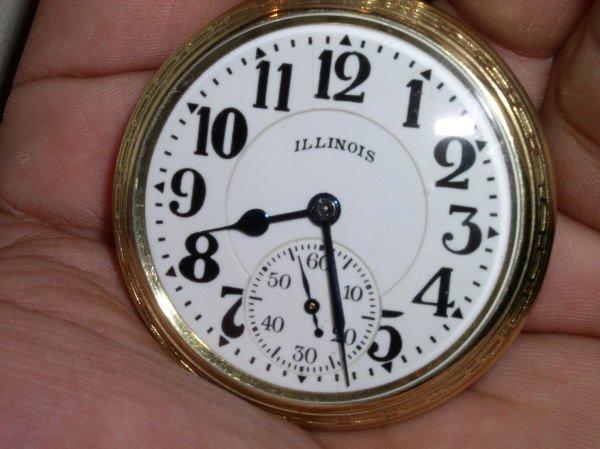 1020: 23J Illinois Bunn Special, 60 Hr., Size 16, type