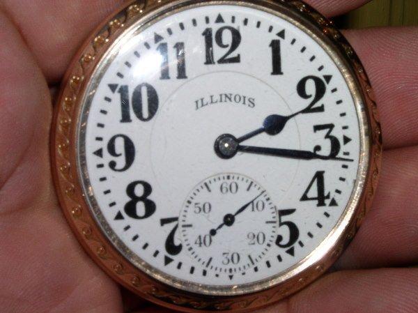 1021: 21J Illinois Bunn Special , 60 Hr., Size 16, Mode