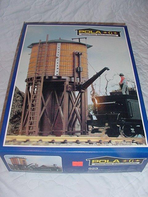 20: POLA Water Tower #23 MIB.
