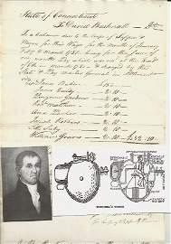 Inventor of Submarine Warfare in Revolution