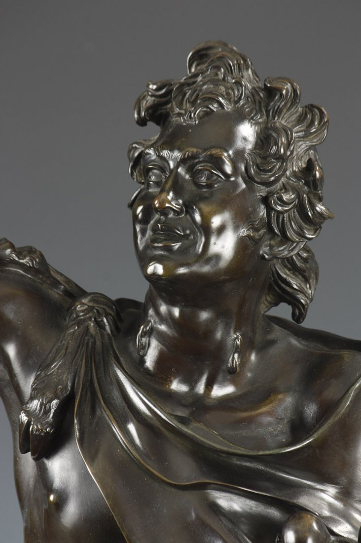 Bacchus and Goat, by H. Dasson - 4
