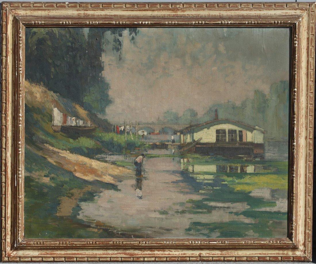 'The flotting Wash House'