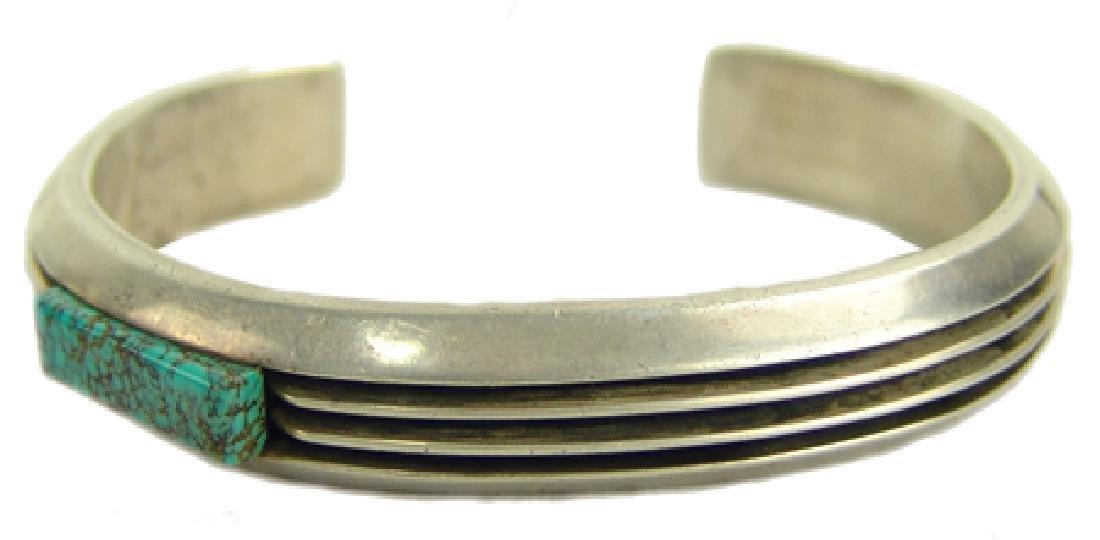 Navajo Bracelet - Larry Begay