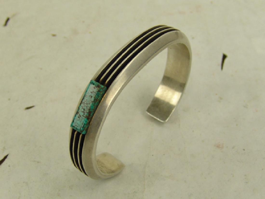 Navajo Bracelet - Larry Begay - 2
