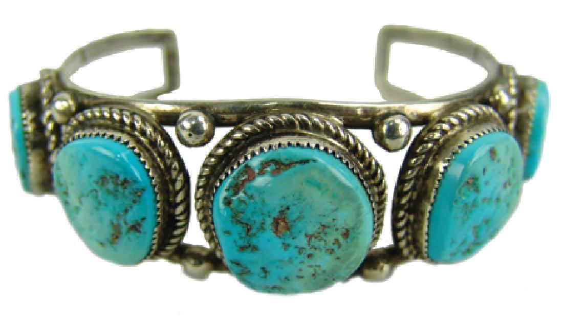 Navajo Necklace & Bracelet Set - 3