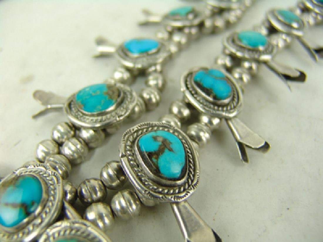 Navajo Necklace & Bracelet Set - 9