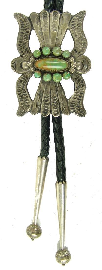 Vintage Navajo Bolo Tie