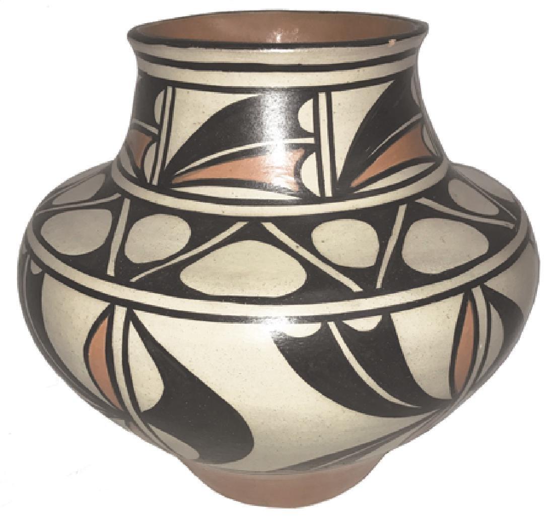 Santo Domingo Jar - Ambrose Atencio