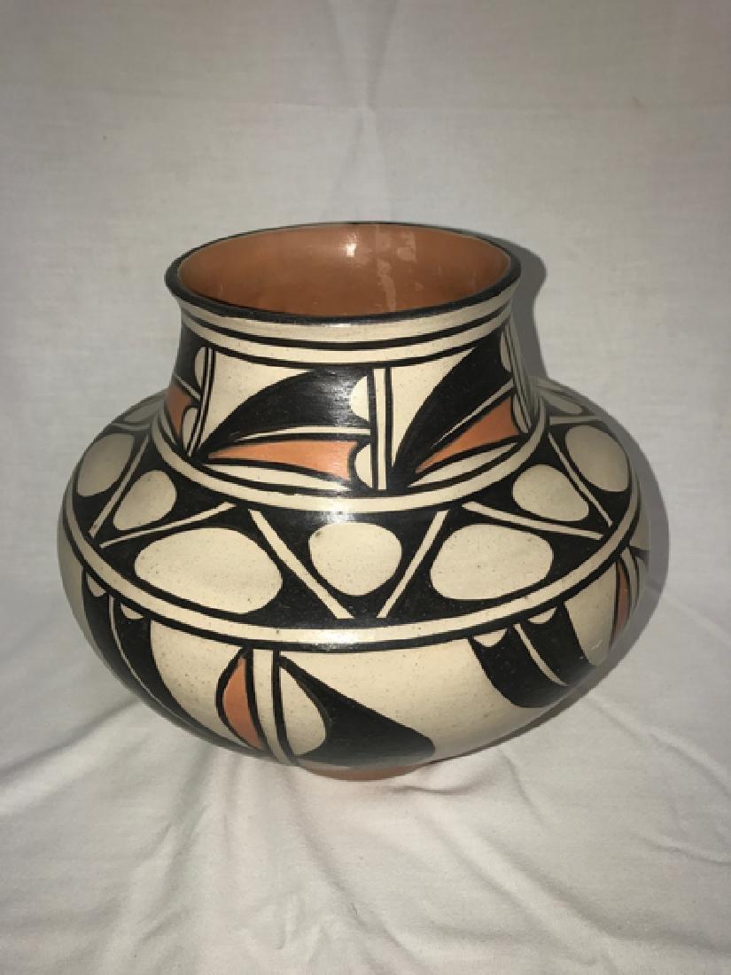 Santo Domingo Jar - Ambrose Atencio - 2