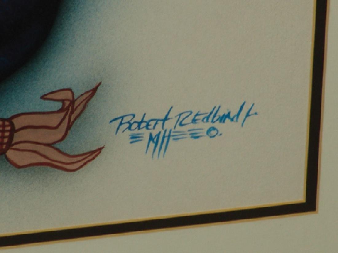 Robert Redbird, Jr., Kiowa (b.1964) - 4