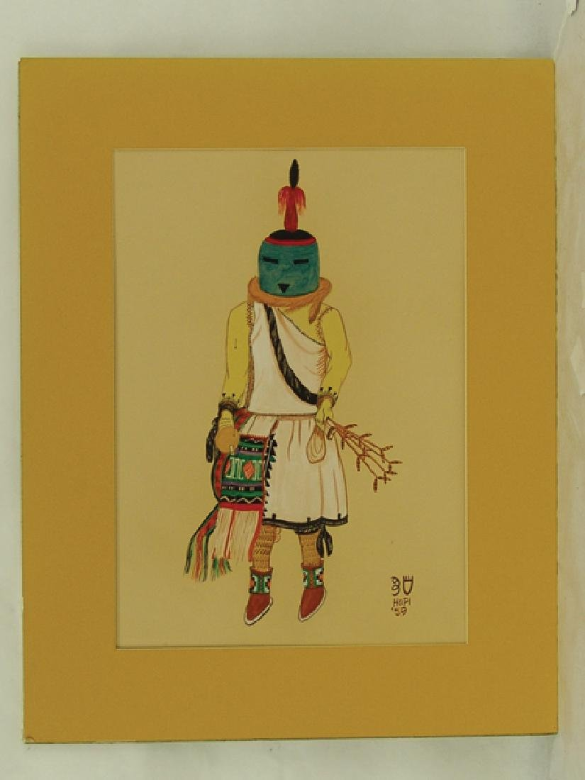 Whte Bear (Oswald Fredericks), Hopi (1906-1996) - 2