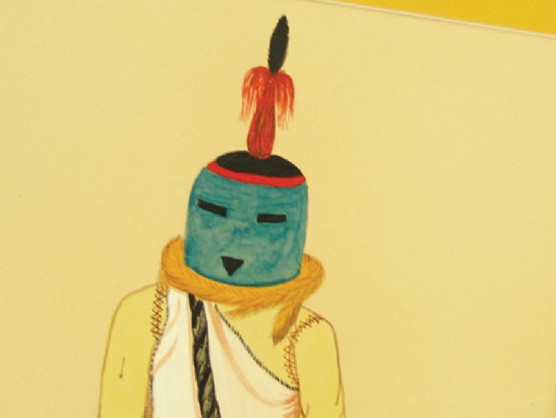 Whte Bear (Oswald Fredericks), Hopi (1906-1996) - 3