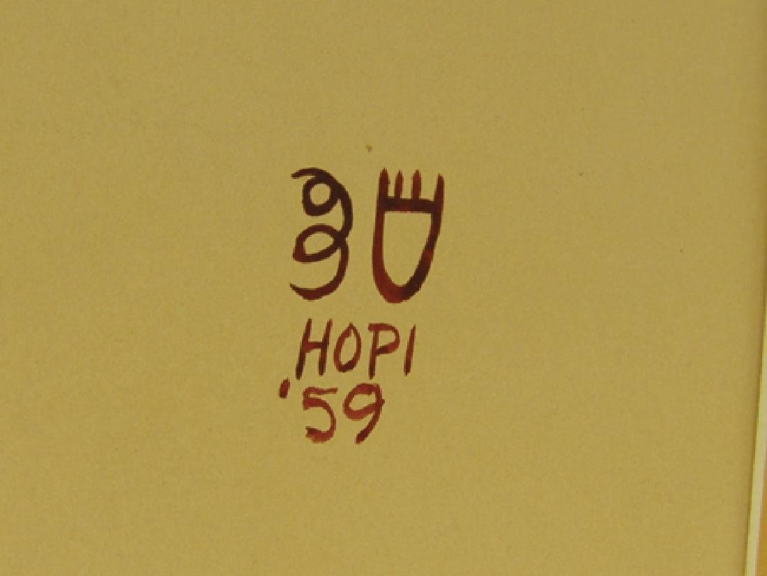 Whte Bear (Oswald Fredericks), Hopi (1906-1996) - 4