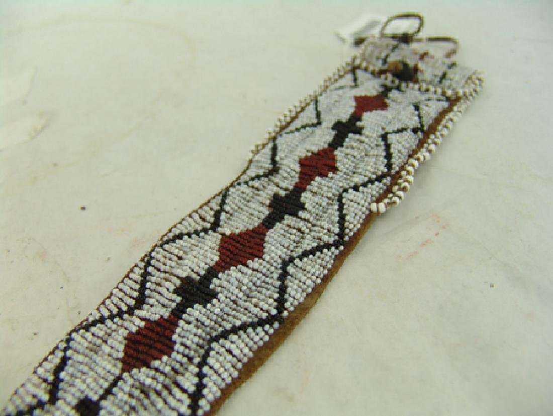 Southern Plains Beaded Tail Bag - 6