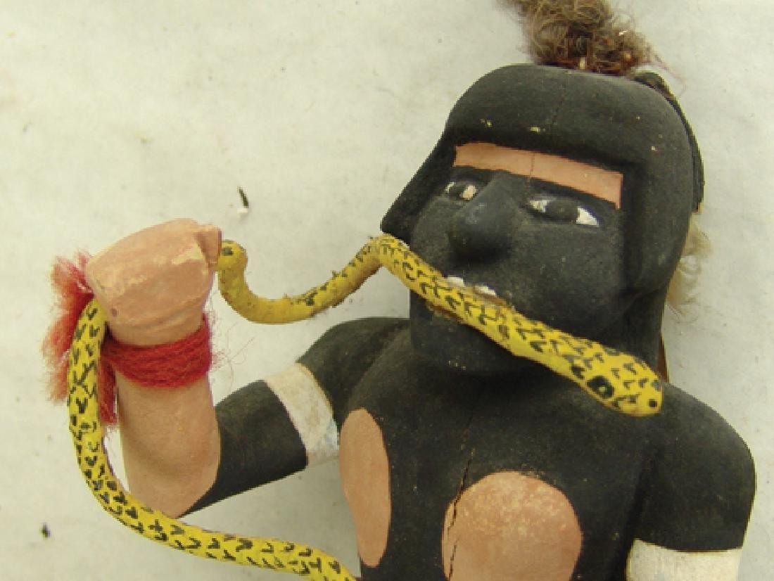 2 Hopi Kachina Dolls - 4