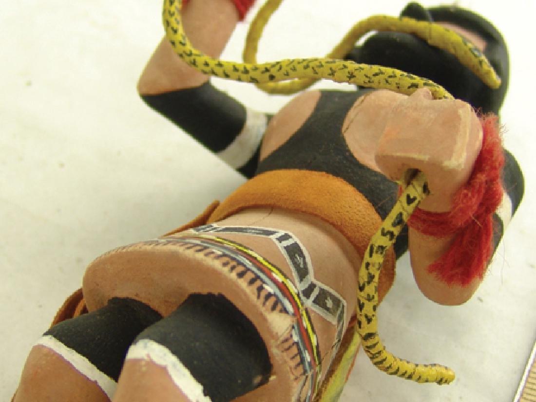 2 Hopi Kachina Dolls - 5