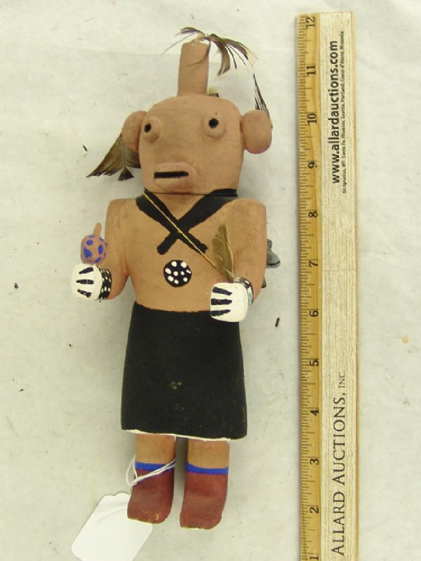 2 Hopi Kachina Dolls - 7
