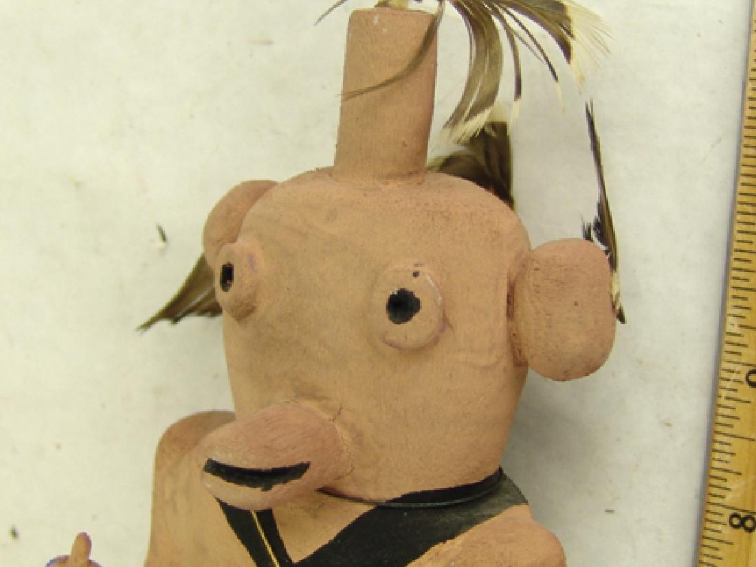 2 Hopi Kachina Dolls - 8