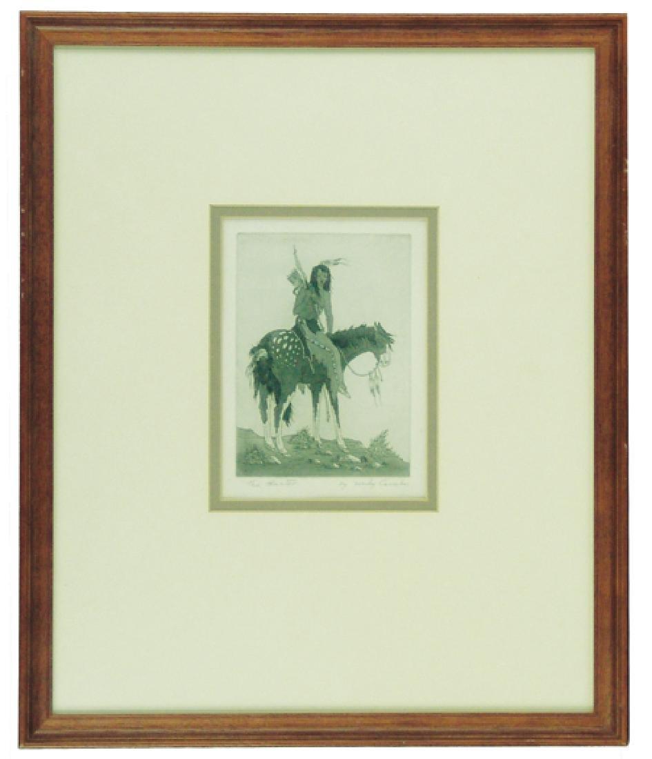 Woody Crumbo, Potowatomi (1912-1989)