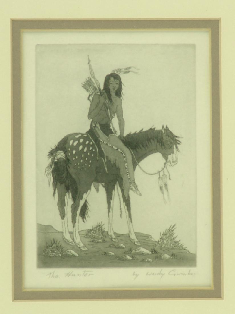 Woody Crumbo, Potowatomi (1912-1989) - 2