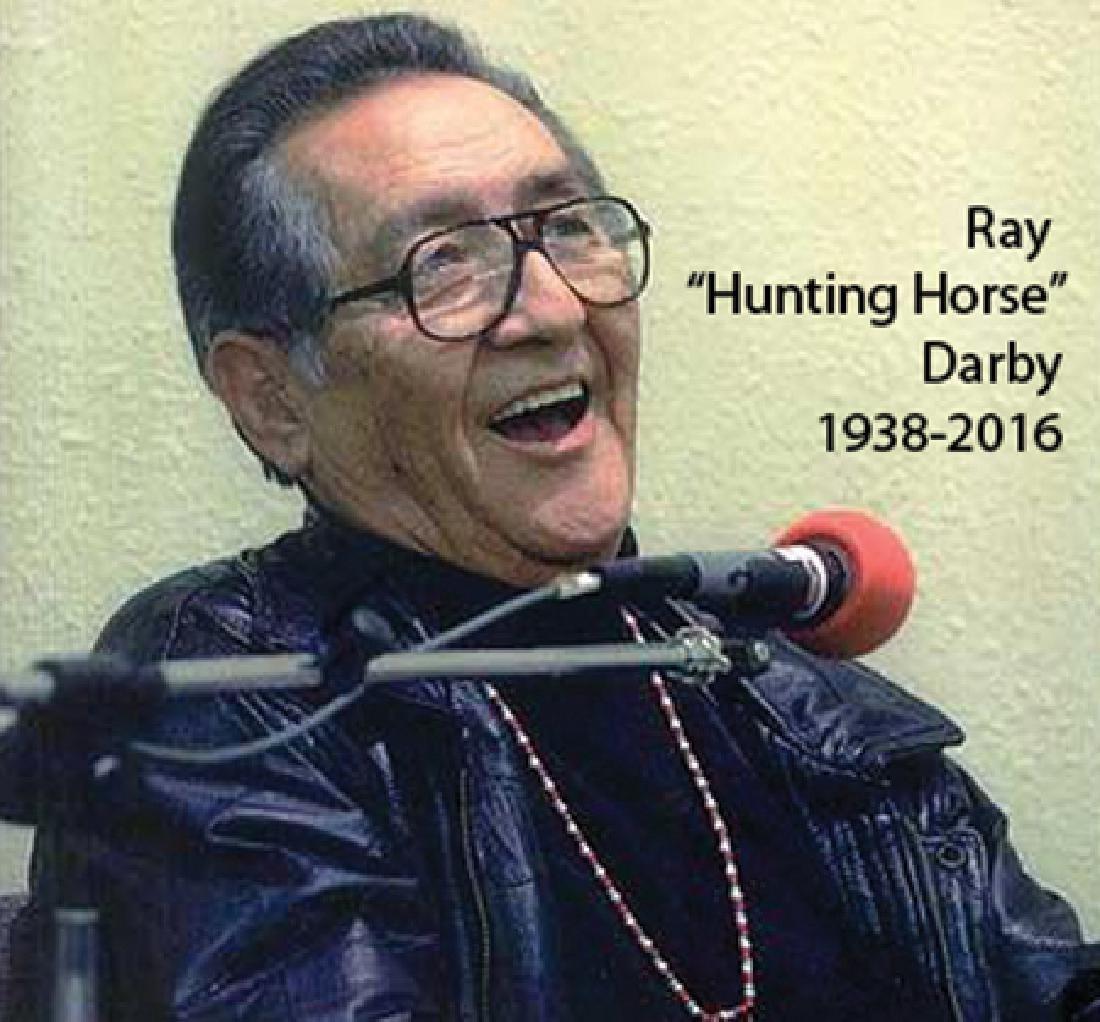 (Ray Darby) Hunting Horse, Kiowa (1938-2016) - 3
