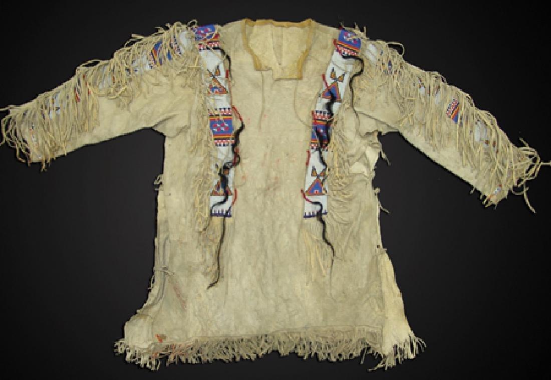 Cheyenne War Shirt