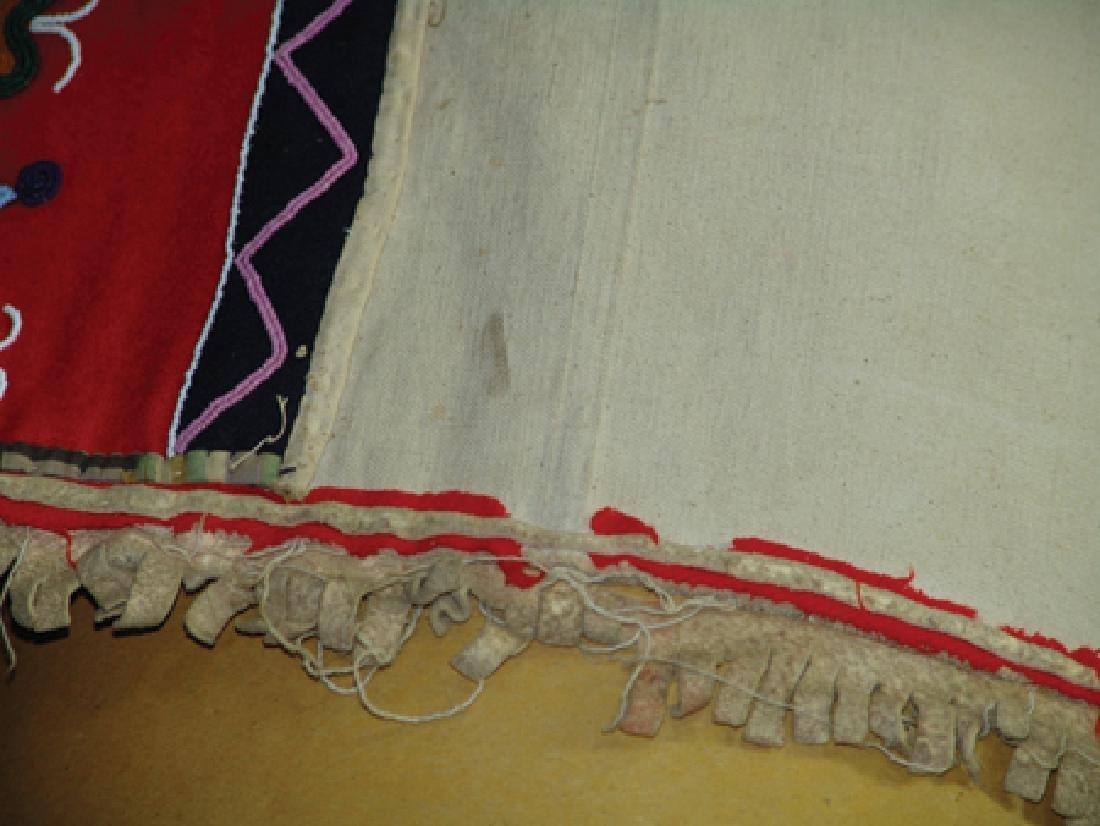 Blackfeet Double Saddle Bags - 4