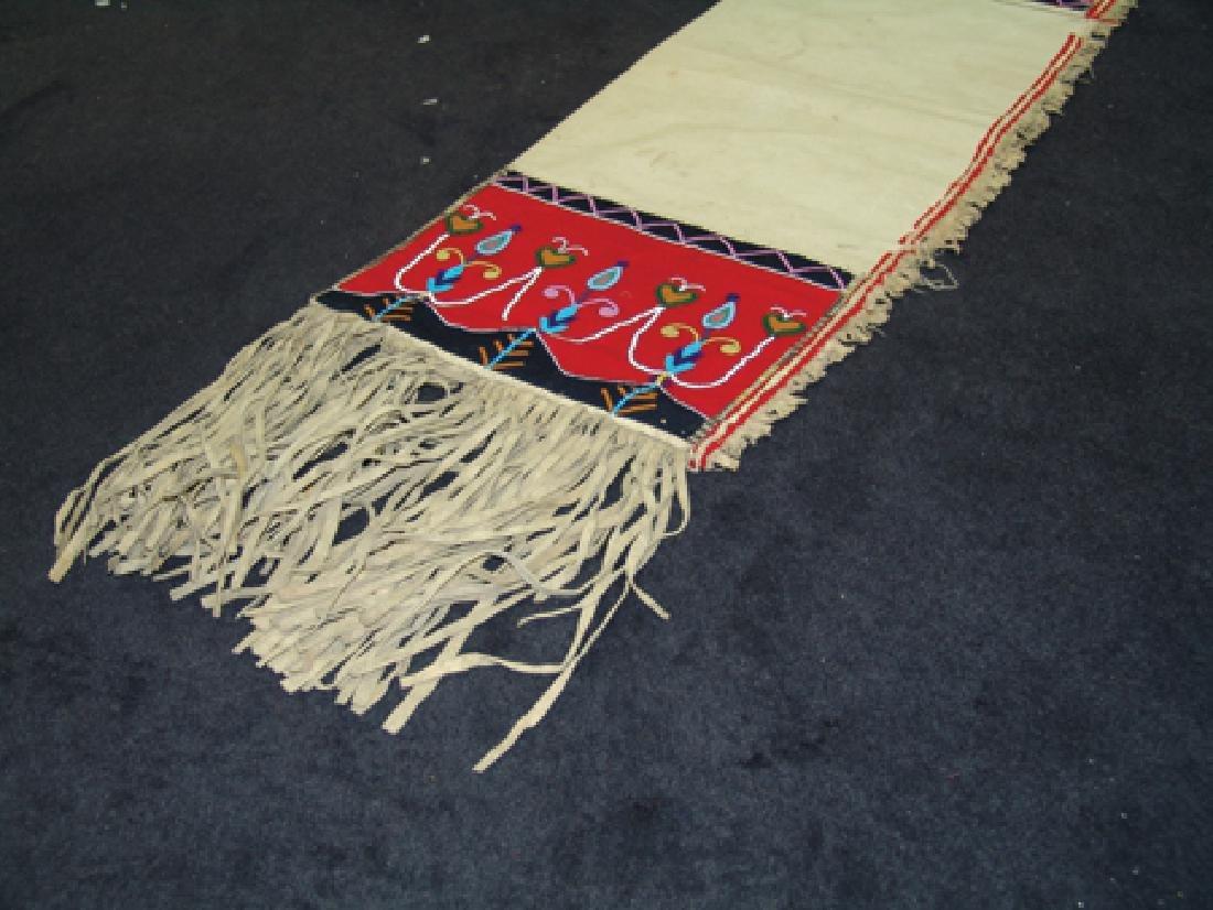 Blackfeet Double Saddle Bags - 6