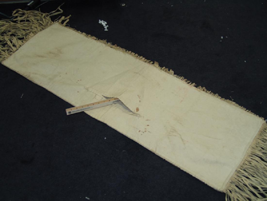Blackfeet Double Saddle Bags - 9