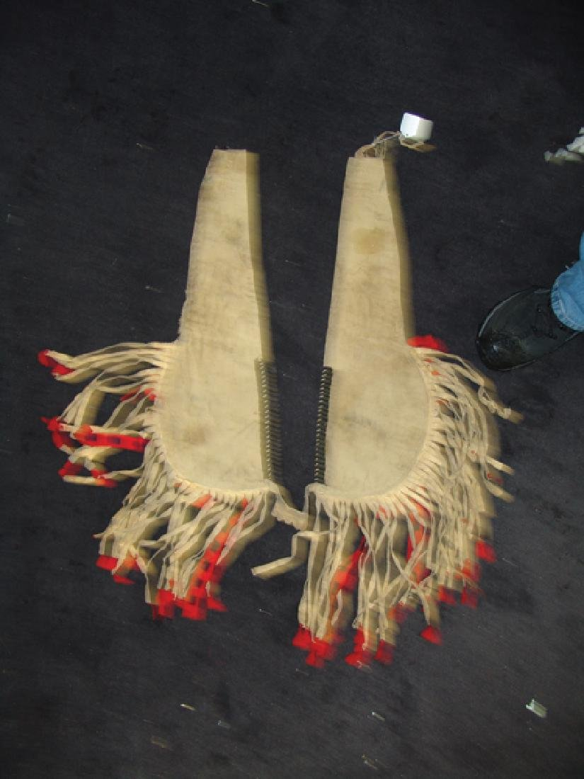 Blackfeet Beaded Horse's Crupper - 7