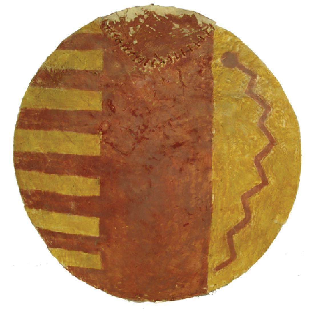 Southern Plains Warrior's Shield