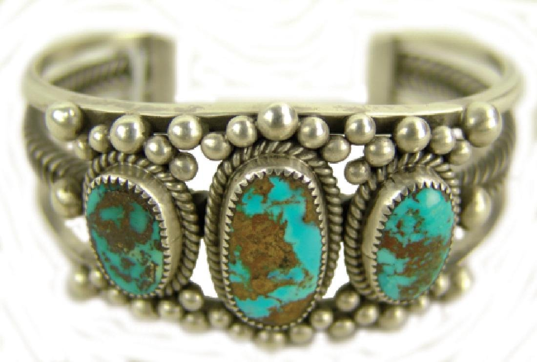 Navajo Bracelet - Ed Begay