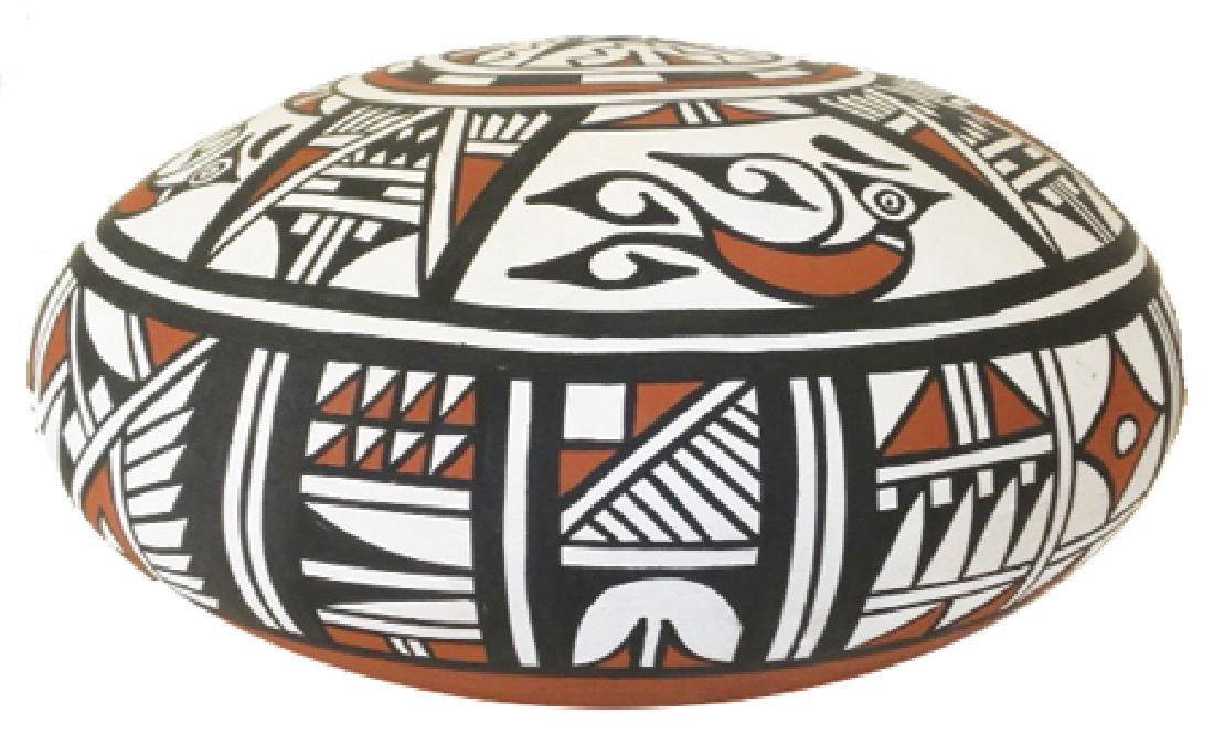 San Felipe/Zuni Pottery Vessel - J & N Latoma