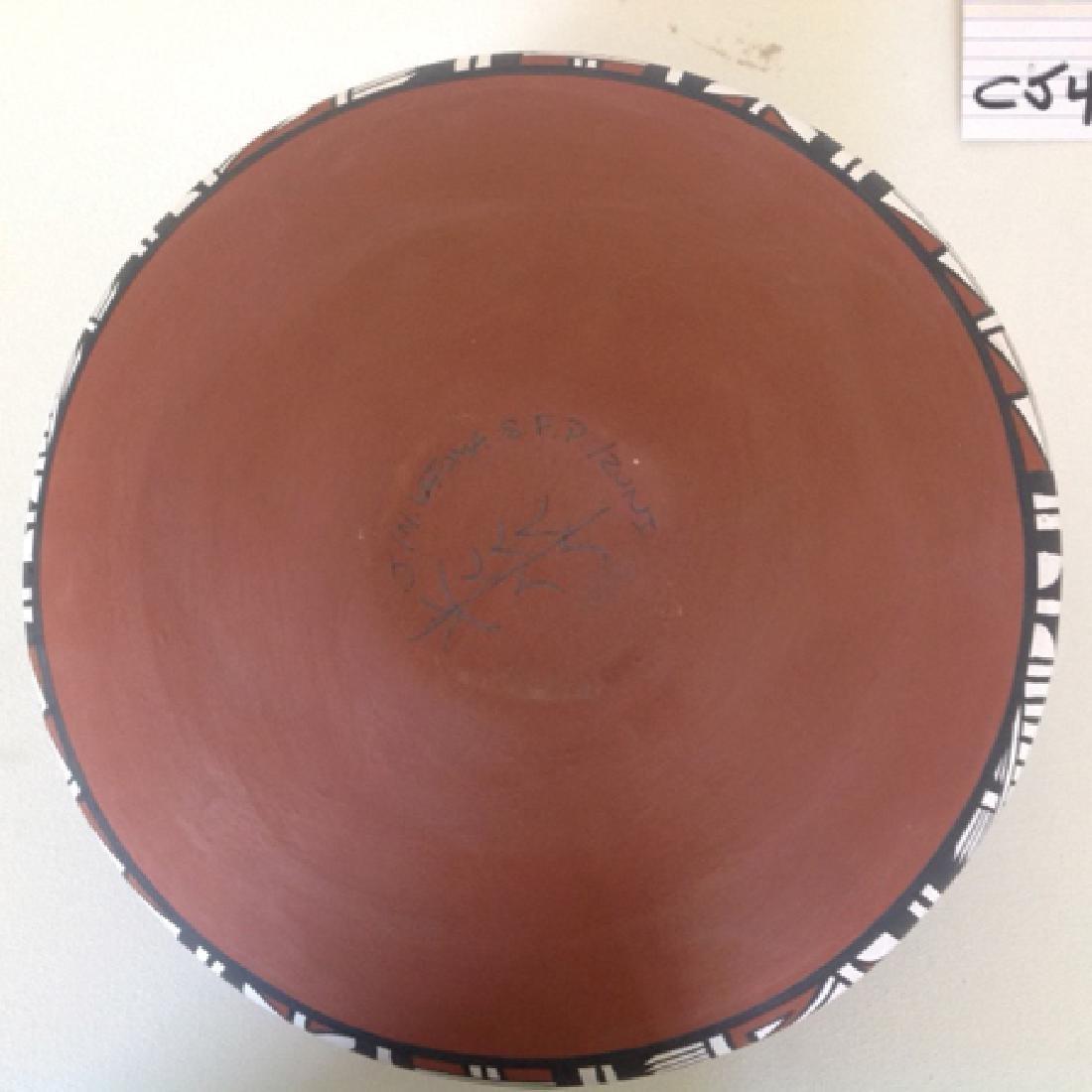 San Felipe/Zuni Pottery Vessel - J & N Latoma - 2