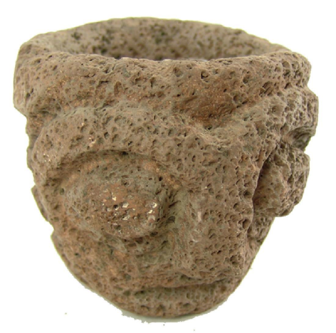 NW Coast Stone Bowl