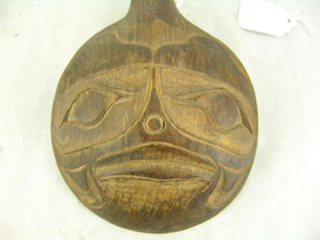 2 NW Coast Carvings - 7