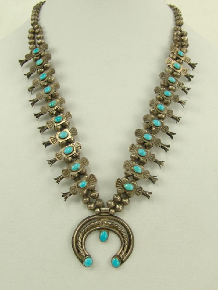 Navajo Necklace Set - 2