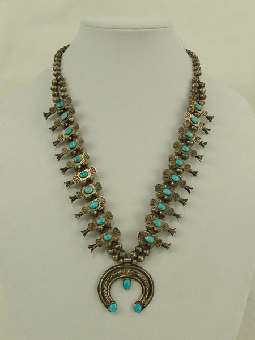 Navajo Necklace Set - 4