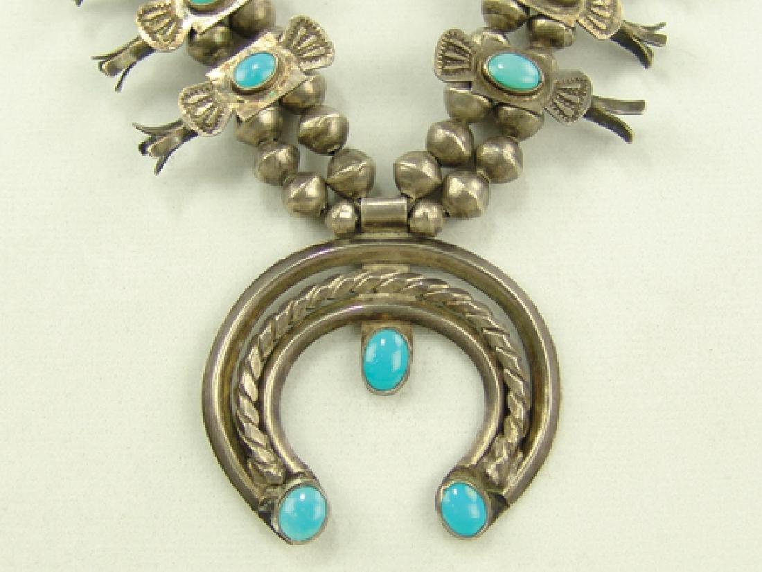 Navajo Necklace Set - 5