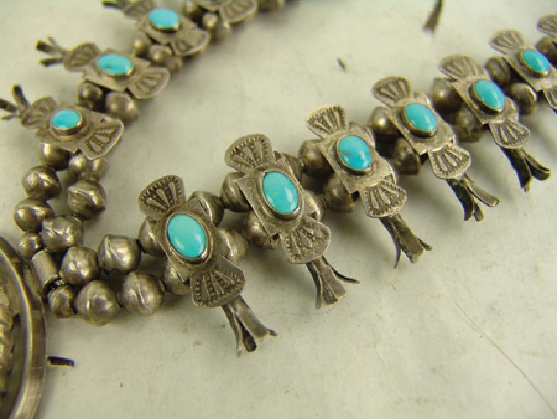 Navajo Necklace Set - 7