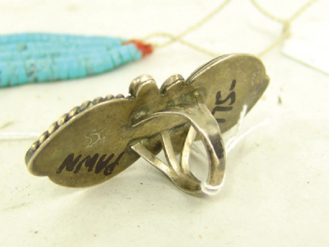 Navajo Ring - Sadie Calvin - 6