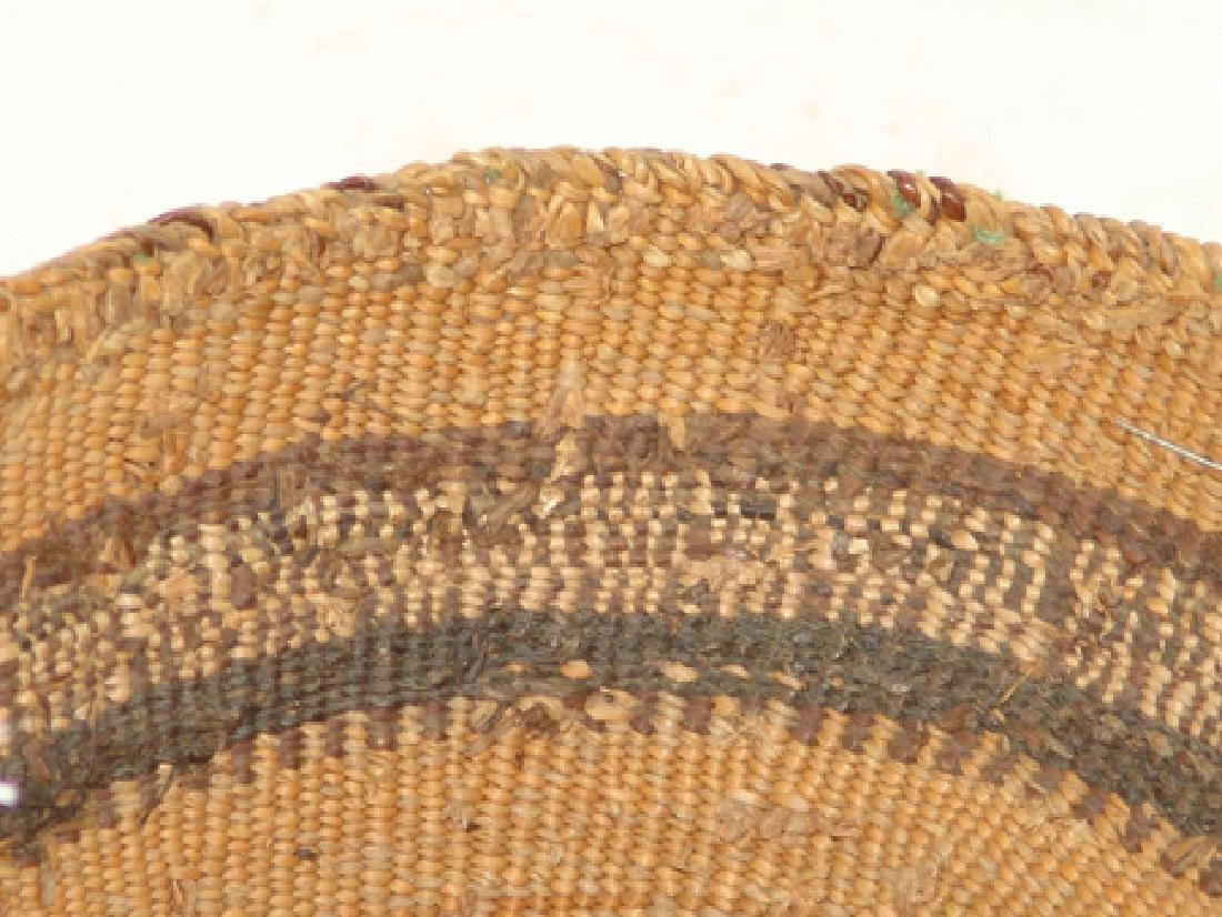 Klamath Basketry Hat - 5