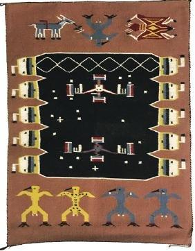 Navajo Rug/Weaving - Rita Gilmore