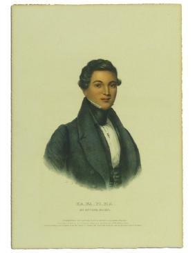 McKinney & Hall Print