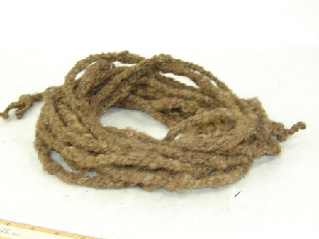 Buffalo Hair Rope - 2
