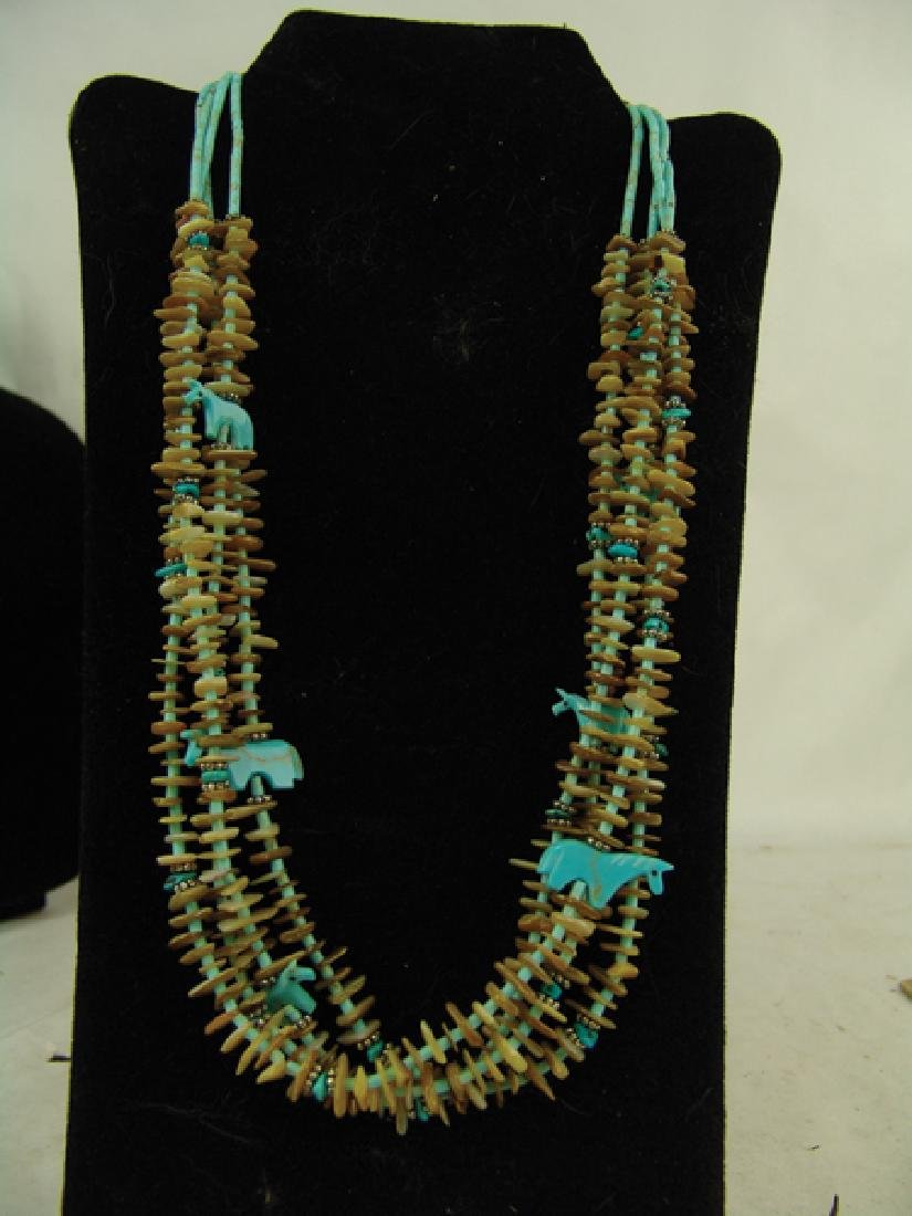 Pueblo Necklace - 4