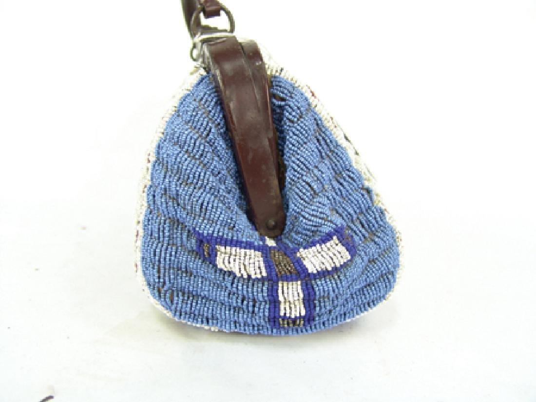 Sioux Fully Beaded Bag - 3